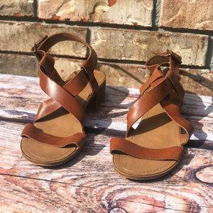 Steve Madden Gladiator Sandals/Flats